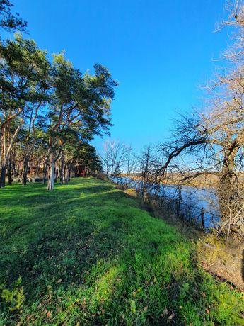 Продам элитный участок, свой берег реки, Новоселовка, закрытый посёлок