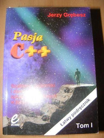 Pasja C++ Tom I oraz Tom II