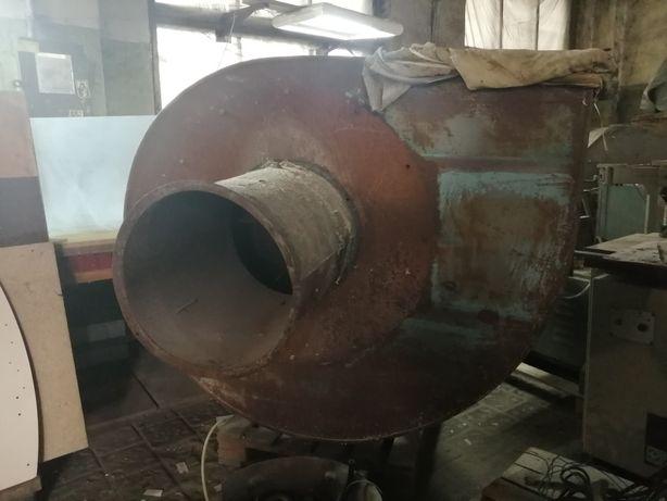 Вентилятор пылевой ВЦП 6. Аспирация.