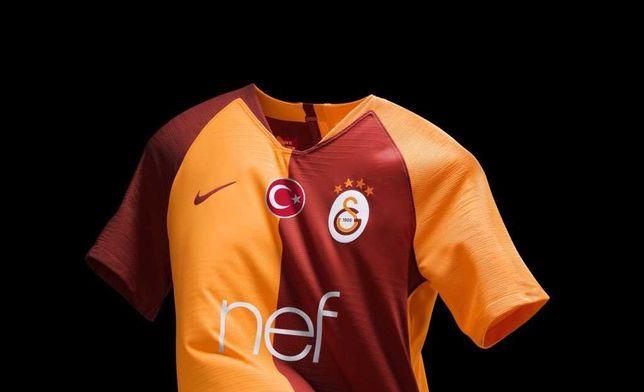 Футбольная футболка Галатасарай, оригинал, Nike Dri-FIT, XL