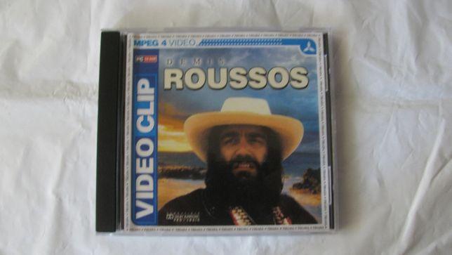 Demis Roussos Video Mpeg4(20-видео клипов)