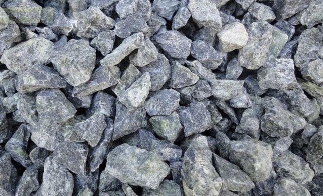 Kamień ozdobny do ogrodu Grys Serpentynit
