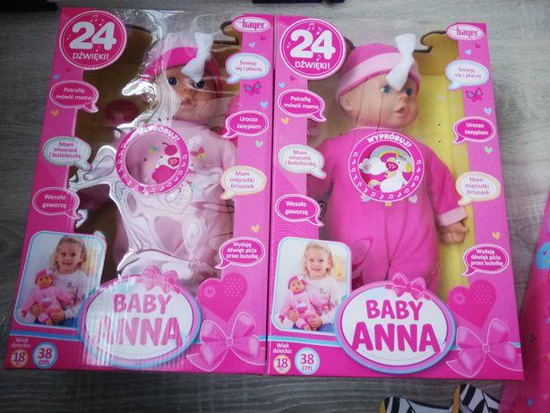Lalka interaktywna 24dzwieki nowa