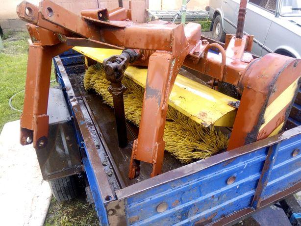Щетка тракторная
