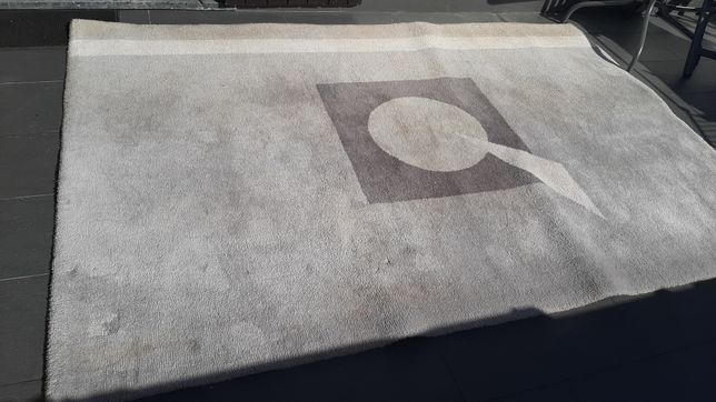 Carpete de sala de jantar