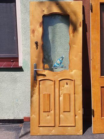 Drzwi bez futryny