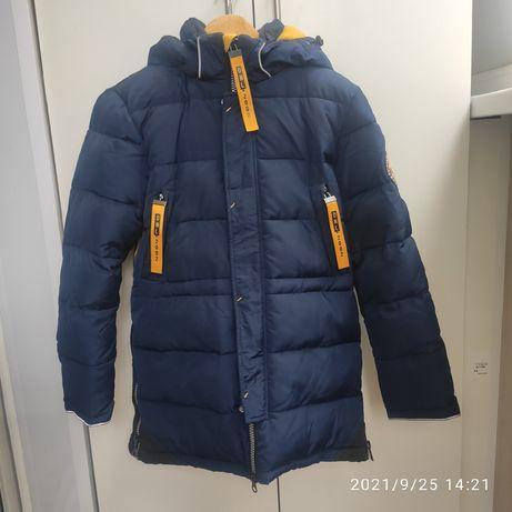 Куртка зимняя kiko на мальчика