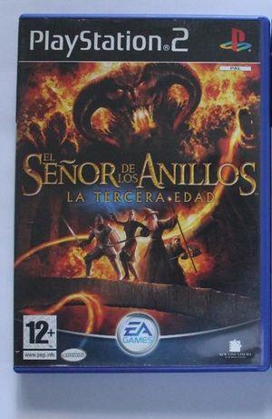 Senhor dos anéis - Playstation 2