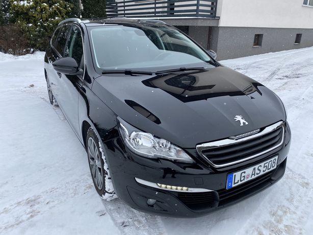 Peugeot 308 1.6HDI 120KM 2015r *Kamera*Alu*Opłaty