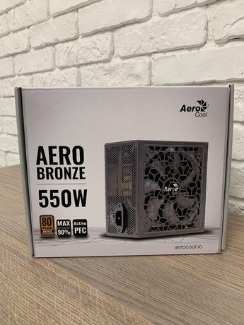 Блок живлення Aerocool Aero Bronze 550W