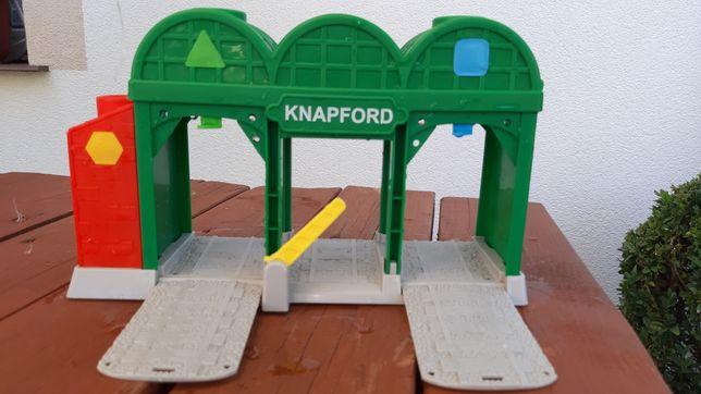 Garaż Knapford - Stacyjkowo.