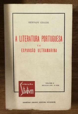 a literatura portuguesa e a expansão ultramarina, volume ii