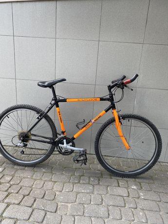 Велосипед Aggresor на Shimano Altus C10 відмінний стан