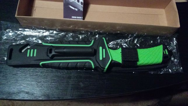 Нож для выживания Ganzo 8012