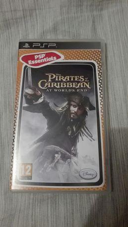 Piraci z Karaibów - Na krańcu świata PSP