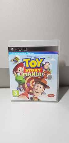Move Toy Story Mania na PS3