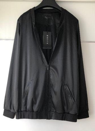 Kurtka/Żakiet czarna MOHITO rozmiar 40