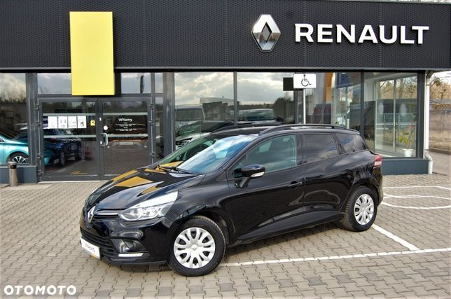 Renault Clio Grandtour, Polski Salon, Spalanie Ok. 5l/100km, Fv