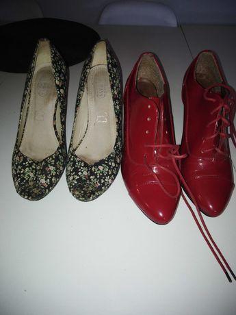 Sprzedam buty 2 pary 37