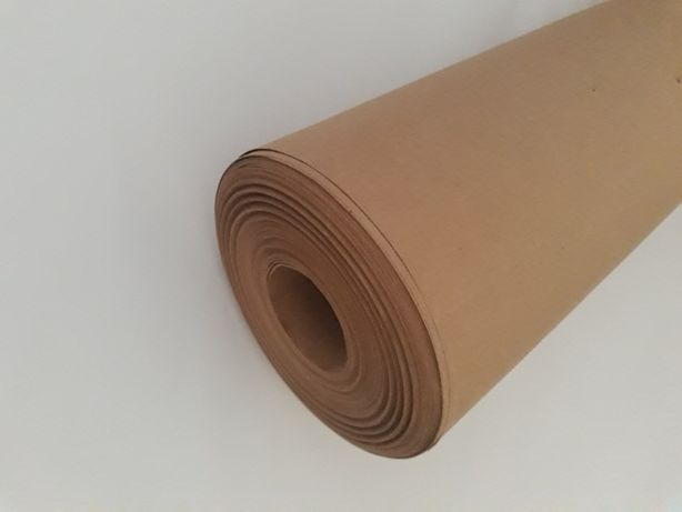 Упаковочная оберточная бумага, рулон, папiр, наполнитель,60 см, крафт