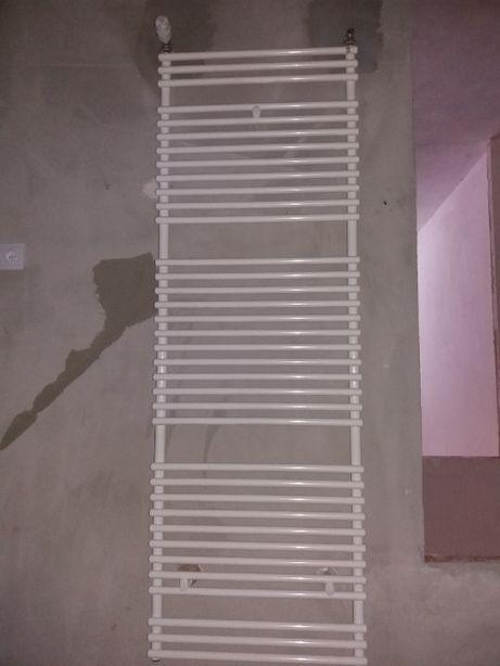 Grzejnik Łazienkowy Purmo Santorini SAN 18 1800X600 Biały