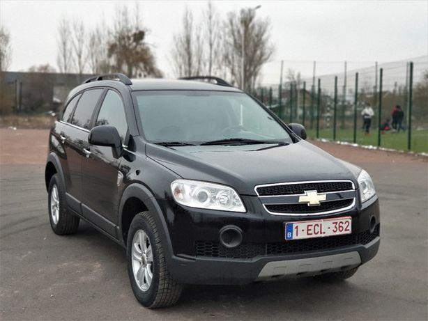 Chevrolet Captiva свіжа з Бельгії