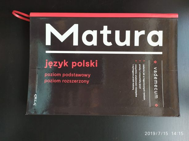 Matura vademecum język polski