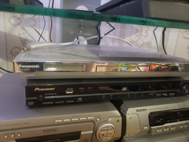 DVD проигрыватель Panasonic
