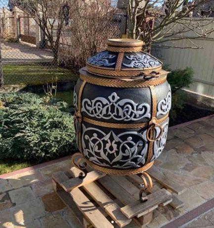 Тандыр купить Житомир утепленный 11см доставка по Украине ВИП клас