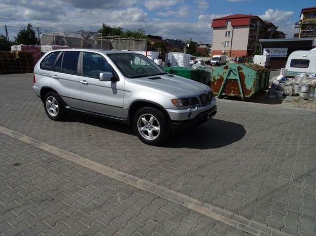 BMW x5 e53 3.0d uszkodzony