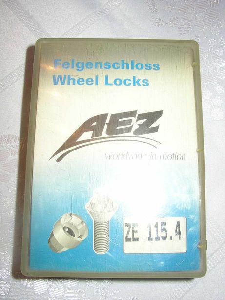 Nakrętki zabezpieczające AEZ