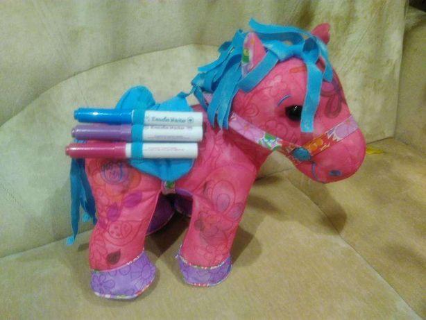 Kucyk Pony do malowania - zamiana