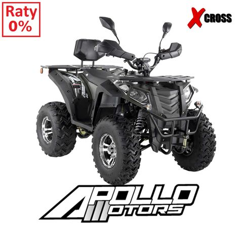 Quad 250 ATV Apollo Magnum z homologacją Raty %%  Dostawa