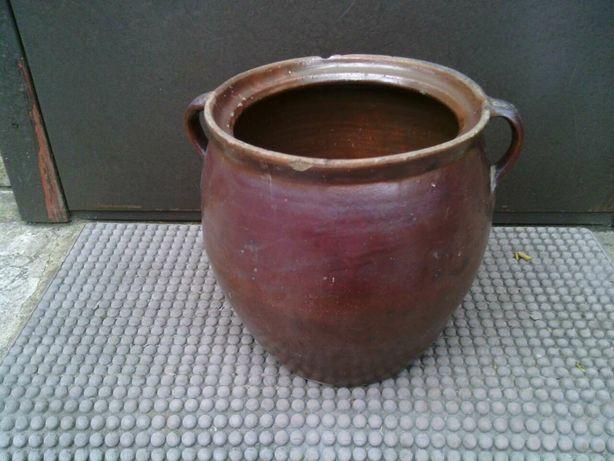Макитра глинянная