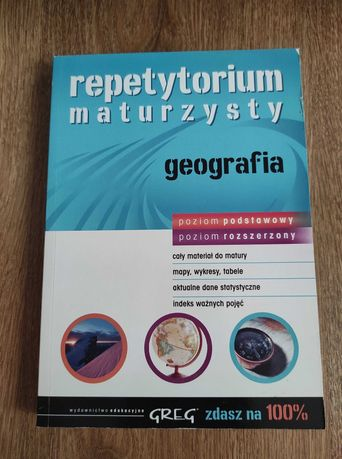 Geografia Repetytorium maturzysty GREG