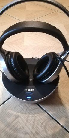 Słuchawki Philips SHD8700 Wi-Fi bezprzewodowe