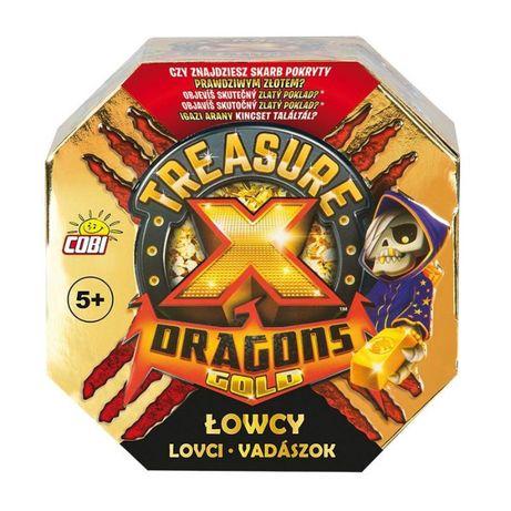 Treasure X Figurka Dragons Gold niespodzianka Pojedyńczy seria 2 41507