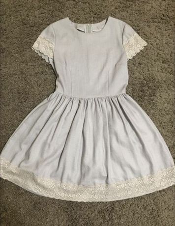 Плаття з кружевом