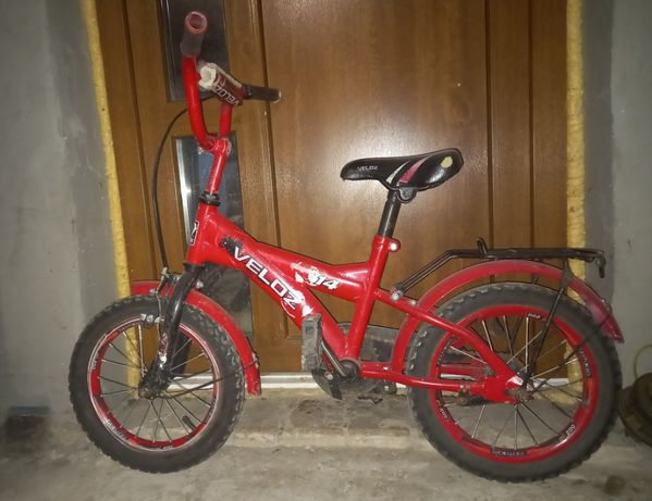 Велосипед детский 14 дюймов Veloz Bicycle