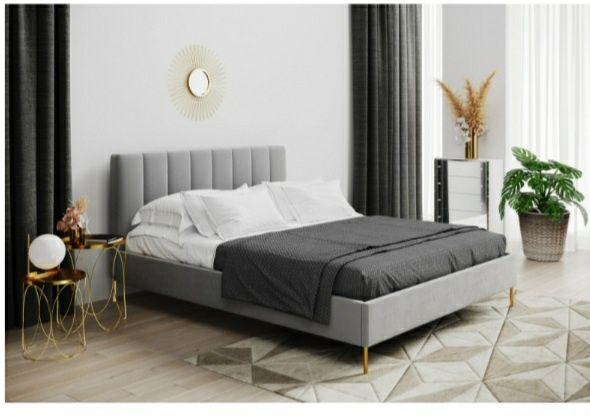 Łóżko tapicerowane KANADA