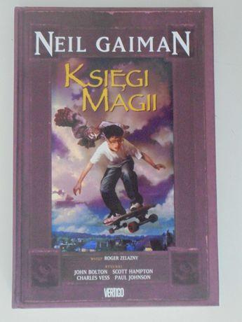 Gaiman-Księga Magii. Wyd.2006