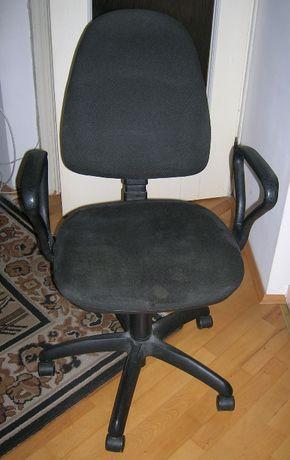 używane krzesło komputerowe, obrotowe