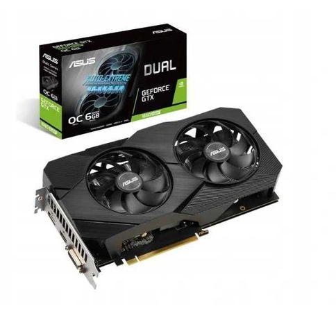 Karta graficzna ASUS GeForce GTX 1660 Super Dual OC Evo 6GB
