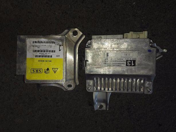 Блок управления (ЭБУ) 8953070130 , AIR BAG (891700H010) Peugeot 107