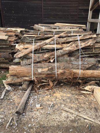 Drewno opałowe, zrzyny