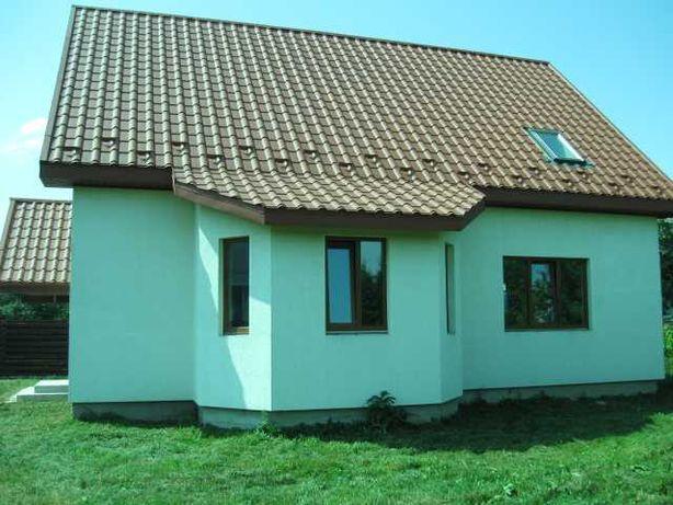 Дом недострой 150 м.кв. (10260грн./м.кв.) , с.Довжик