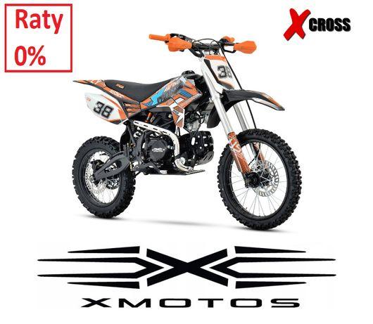 Cross X-Motos XB38 17/14'' 125ccm 19/16'' 140ccm raty 0% wysyłka