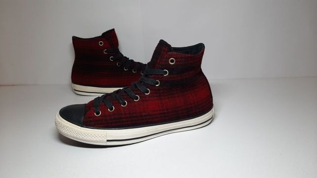 43р,27,5см,Кеды,сапоги,ботинки ConverseAll Star Woolrich Hi 'Black