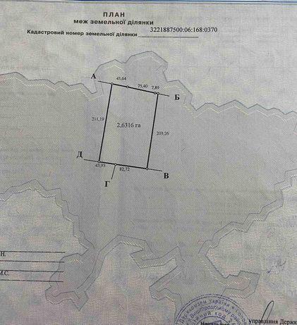 Продам земельну ділянку (пай)