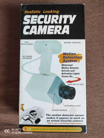 Atrapa kamery nowa